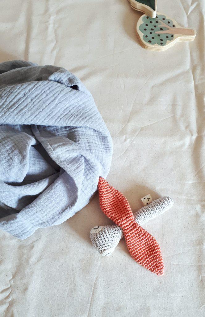 regalo para recién nacido tricomami