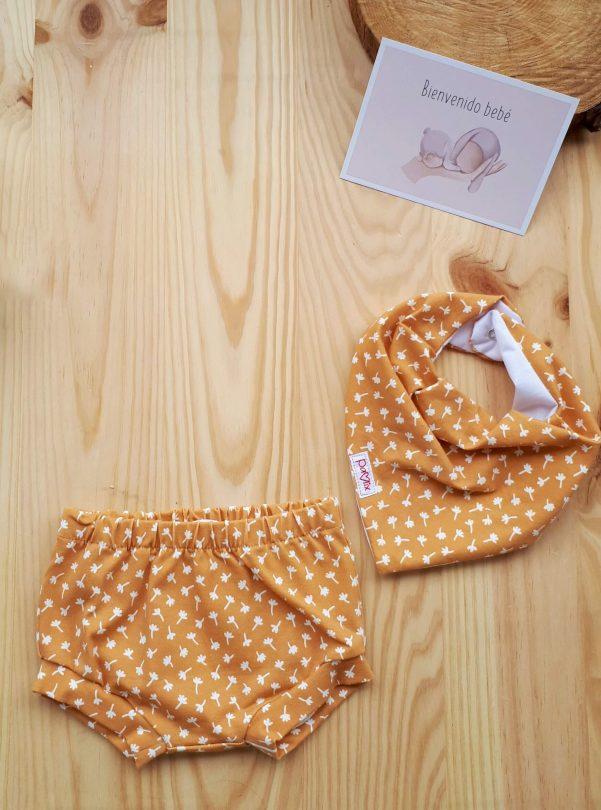 culotte de algodón orgánico paolix