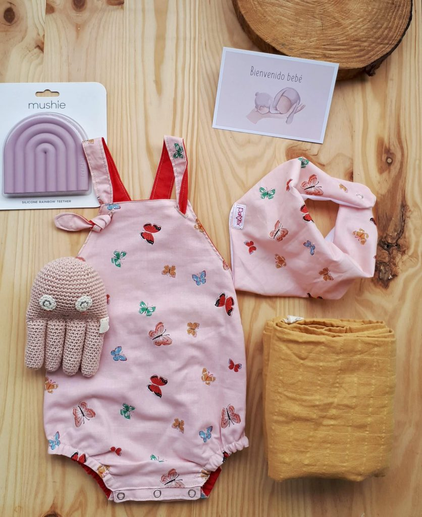 pack bienvenido bebé