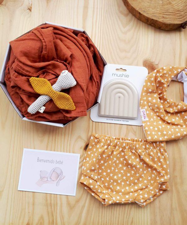 regalo conjunto para bebé