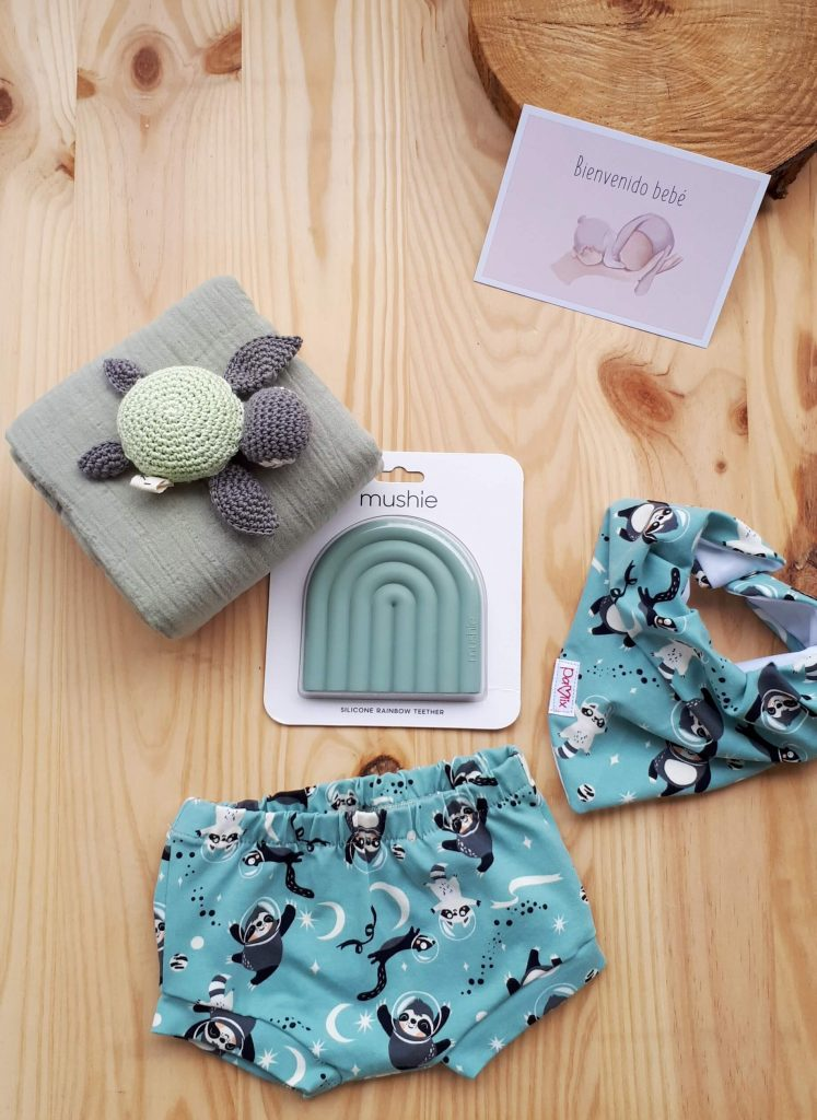 pack bebé artesanal
